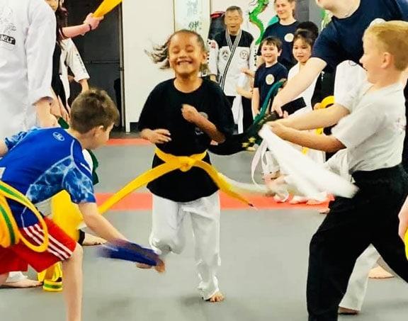 AKF Martial Arts in Burleson, TX - Homepage Image 1