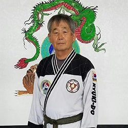 Grandmaster Kim